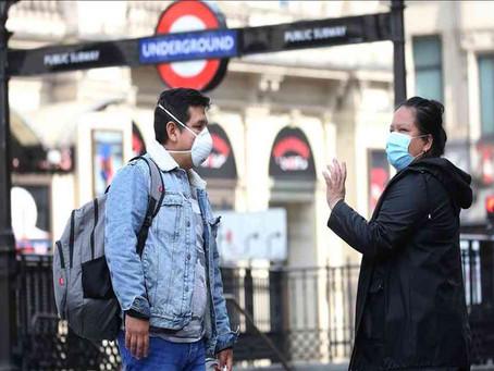 Reino Unido supera los 500.000 casos de coronavirus