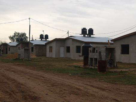 Escobar | Reanudan la construcción de 274 viviendas que se encontraban paralizadas