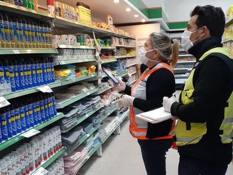 La Plata   Realizan controles de precios de 1.432 productos en supermercados e hipermercados