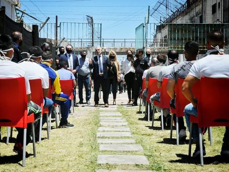 Dictarán talleres sobre violencia y perspectiva de género en once cárceles bonaerenses