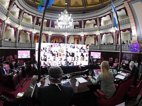 El Gobernador Axel Kicillof ya tiene su Ley de Financiamiento