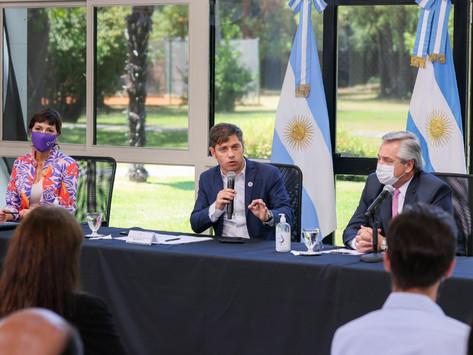 Nación, Provincia y el municipio de Quilmes realizarán 32 unidades habitacionales en el barrio Azul