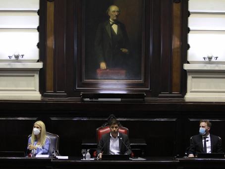 Kicillof anunció medidas para la reactivación de la economía en la Provincia de Buenos Aires