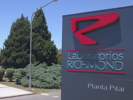 Richmond invertirá 80 millones de dólares en su laboratorio de Pilar para producir la Sputnik V