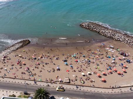 Aseguran que la Provincia de Buenos Aires registró récord de turistas en el fin de semana largo