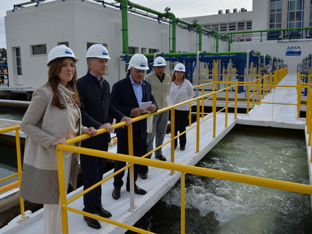 Ensenada | ABSA auditará obra de agua potable realizada durante la gestión de Maria Eugenia Vidal