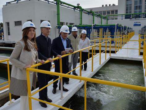 Ensenada   ABSA auditará obra de agua potable realizada durante la gestión de Maria Eugenia Vidal