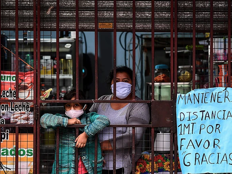 Anuncian medidas para acompañar a los sectores más perjudicados por la pandemia