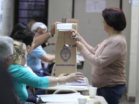 Elecciones | Autoridades de mesa cobrarán $2.500 y $1.500 más en caso de realizar la capacitación