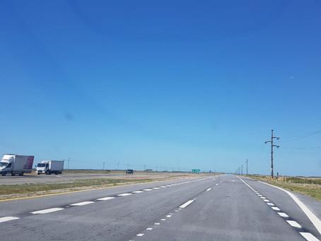 General Lavalle | Habilitan dos nuevos tramos de la Ruta 11 en la costa atlántica