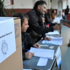 Entre esta tarde y mañana concluirá el escrutinio definitivo en la provincia de Buenos Aires