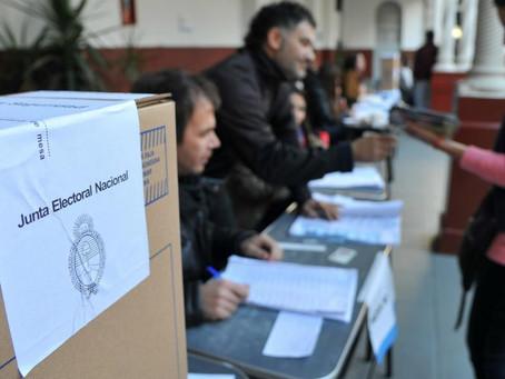 Elecciones legislativas 2021   Falta un mes para la presentación de las listas de precandidatos