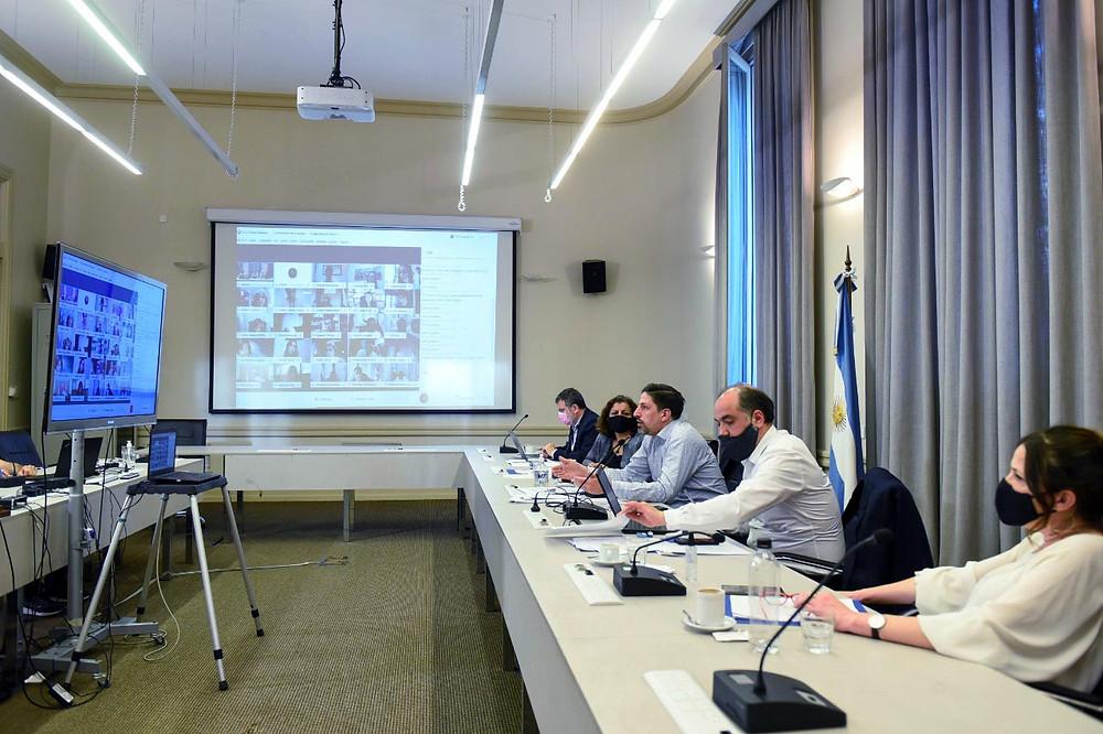 Reunión del Consejo Federal de Educación.
