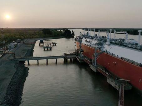 """Kicillof   """"El Estado tiene que tener el control completo y absoluto de sus vías navegables"""""""