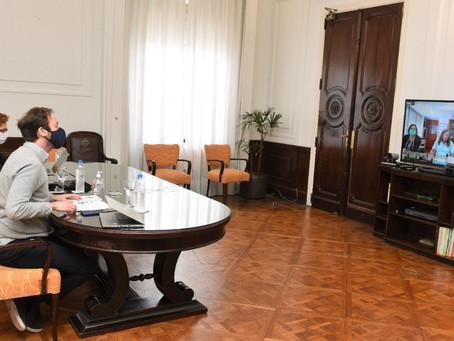 Continúa hoy el diálogo del Gobierno bonaerense con los estatales