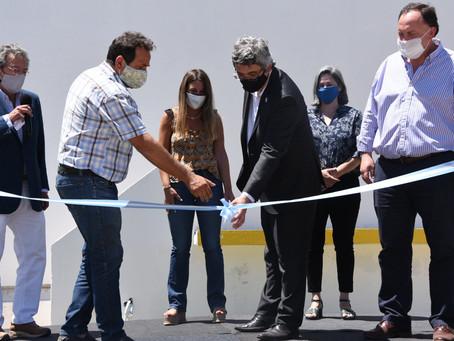 General Las Heras | Inauguraron frigorífico que generará 80 puestos de trabajo