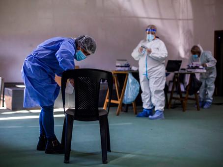 Se enviaron más de 145 mil turnos para segundas dosis de la vacuna contra el coronavirus