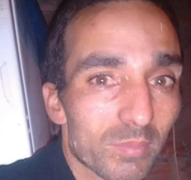 El hombre buscado es Carlos Alberto Sierra (o Savanz).