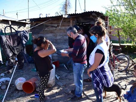 Guernica | Aseguran que  el 80% de las familias ya fueron reubicadas