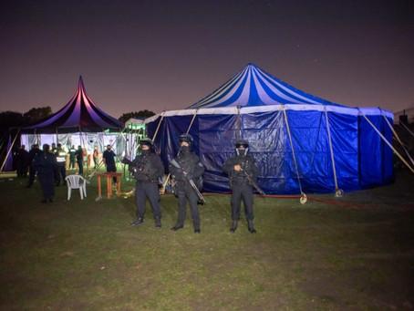 Lomas de Zamora | Desbaratan una fiesta clandestina con más de 1.200 personas