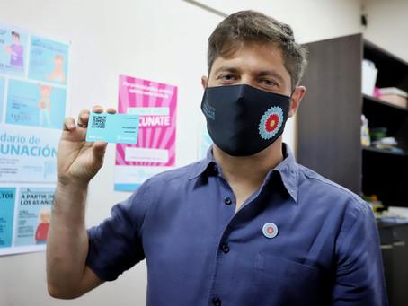 Imprimen 4,5 millones de carnets, formularios y afiches para la vacunación contra el coronavirus