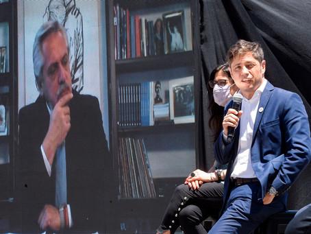 """Alberto Fernández encabeza hoy el anuncio de obras y convenios del programa """"Casa Propia"""""""