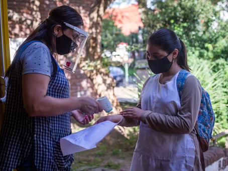 Mar del Plata | 95.400 alumnos comenzaron las clases combinando presencialidad con la virtualidad