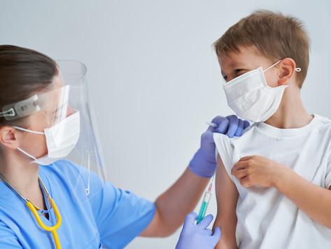 COVID-19   La Provincia comienza a vacunar a un universo de 2.600.000 niños de entre 3 y 11 años