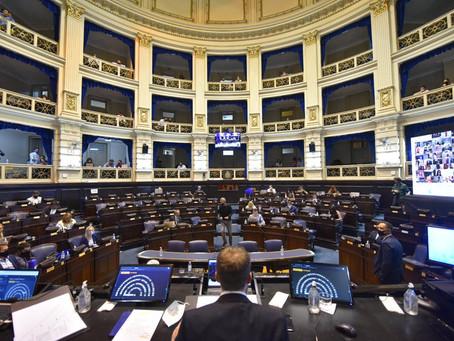 La Cámara de Diputados aprobó los proyectos de Ley de Presupuesto y Ley Impositiva 2021