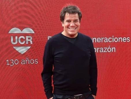 Juntos por el Cambio ya tiene a su primer precandidato a Diputado nacional: Facundo Manes
