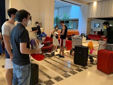 Hoteleros y organizadores de eventos celebran la vuelta del turismo de reuniones a Buenos Aires