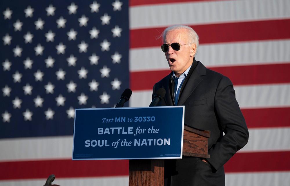 Presidente electo de Estados Unidos, Joe Biden.