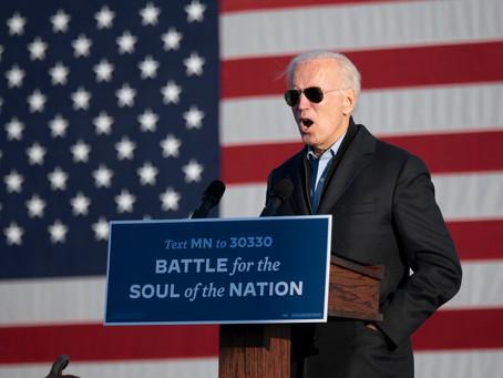 Biden prometió batallar contra el coronavirus, eliminar la injusticia racial y construir prosperidad