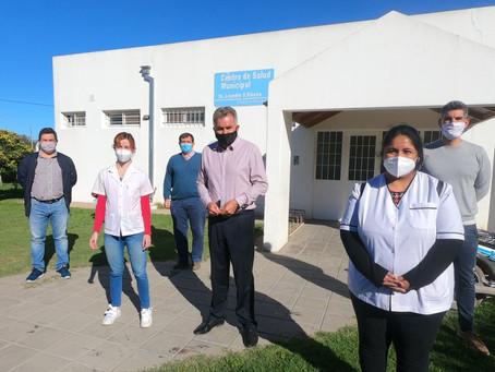 Bahía Blanca | El Intendente Gray destacó el trabajo conjunto con el Gobierno de Kicillof