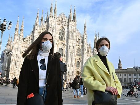 Solo tres de las 20 regiones italianas reabren las escuelas secundarias desde mañana