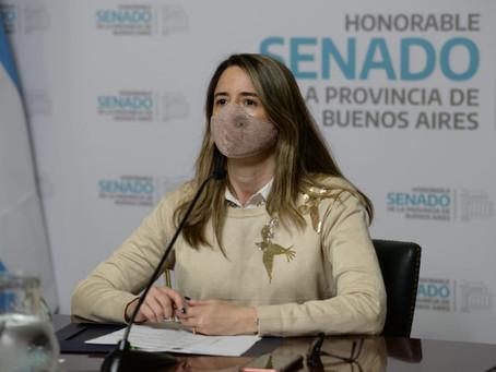 Senado bonaerense | Presentan proyecto de ley de protección inmediata a la víctima