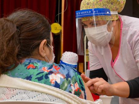 Más de 8.500 personas mintieron para poder vacunarse contra el coronavirus