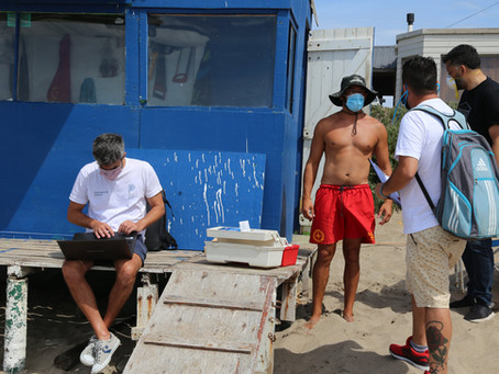 Costa Atlántica | Sólo en la primera quincena de enero, el Ministerio de Trabajo labró 885 actas