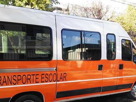 Prorrogan el vencimiento de la vida útil de vehículos habilitados como transportes escolares