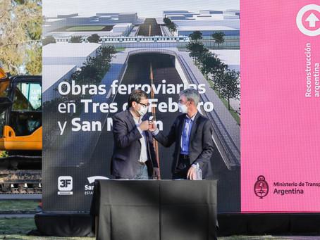Tres de Febrero | Anuncian obras por más de 3.000 millones de pesos