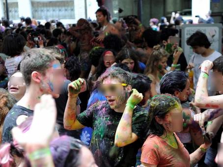 Lanzan campaña para desalentar festejos de cara al Último Primer Día de clases en Buenos Aires