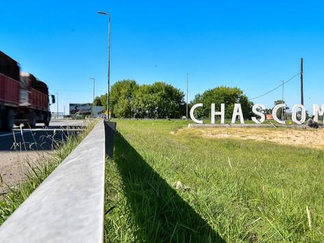Chascomús   Realizan mejoras en caminos rurales