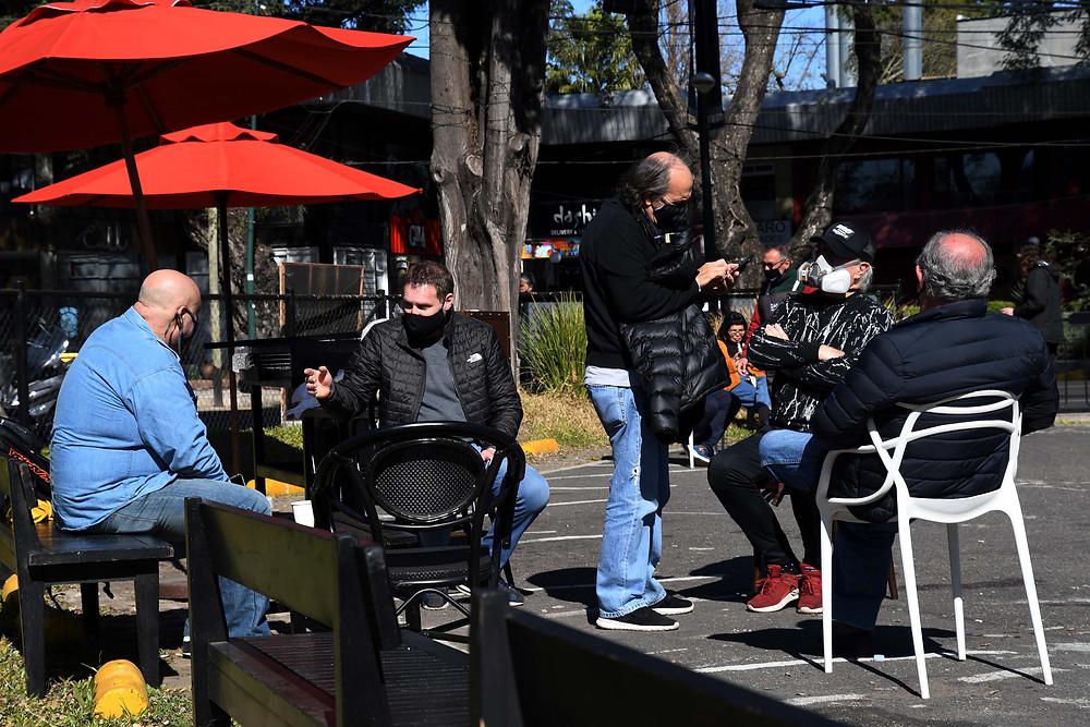 """""""Take Away plus"""" en San Isidro nueva modalidad para bares y restaurantes."""