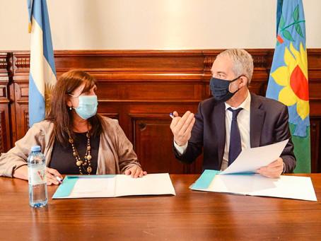 Alak aseguró que la construcción de alcaidías en Buenos Aires contribuirá a mejorar la seguridad
