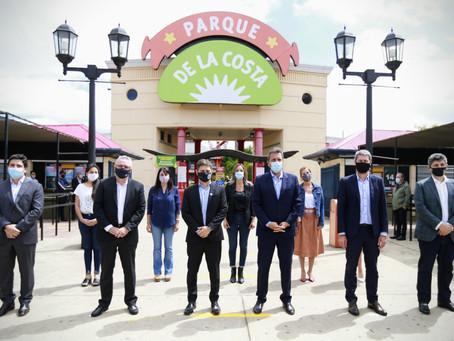Tigre | Oficializan el salvataje al Parque de la Costa que reabrirá sus puertas en marzo
