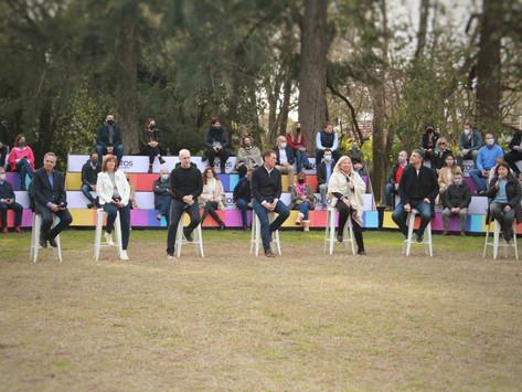La Plata   Con fuertes críticas al Gobierno, Santilli se lanzó como precandidato a Diputado nacional