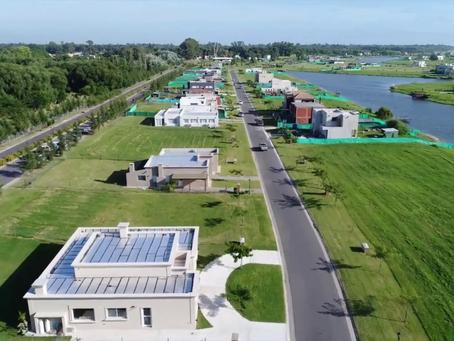 Detectan 633.000 metros cuadrados de construcciones sin declarar en countries bonaerenses