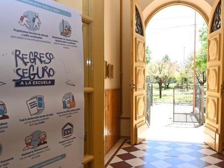 Aprueban protocolos para abrir kioscos, librerías y centros de copiado en escuelas bonaerenses