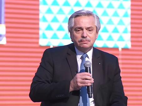 Fernández anunció la prórroga del DNU sobre restricciones hasta el 25 de junio