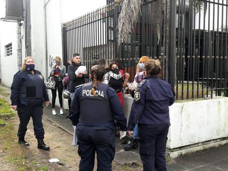 Seguridad privada deberá informar a la policía bonaerense sobre reuniones de más de 10 personas